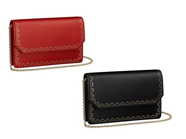 Маленькая мечта: бренд Cartier представил новую коллекцию сумок (ФОТО) - фото №1