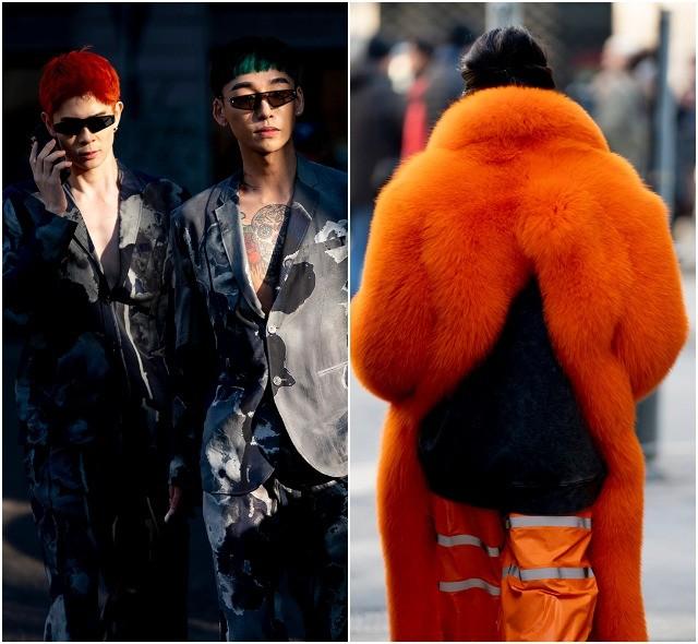Что носят в Милане: обзор лучших стритстайл-образов с Недели мужской моды - фото №14