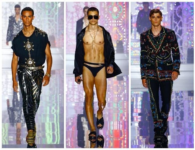 Неделя мужской моды в Милане: Fendi, Prada и другие бренды (ФОТО) - фото №3