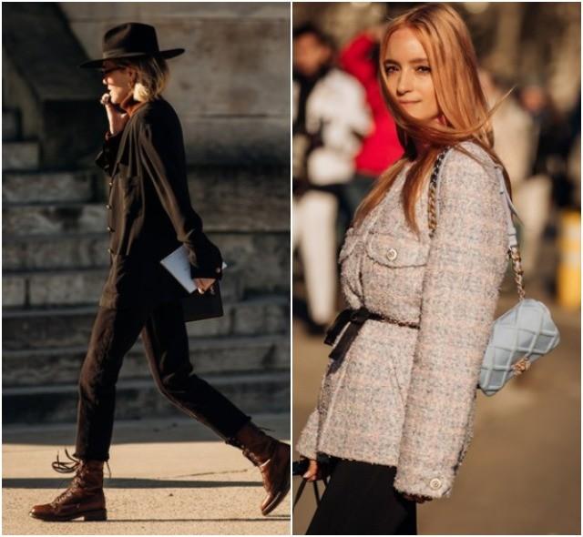 Стритстайл на Неделе высокой моды в Париже: как носить кутюр каждый день - фото №27