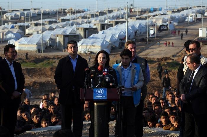 """""""Знай свої права"""": Анджеліна Джолі та Amnesty International випустять спільну книгу для підлітків - фото №1"""