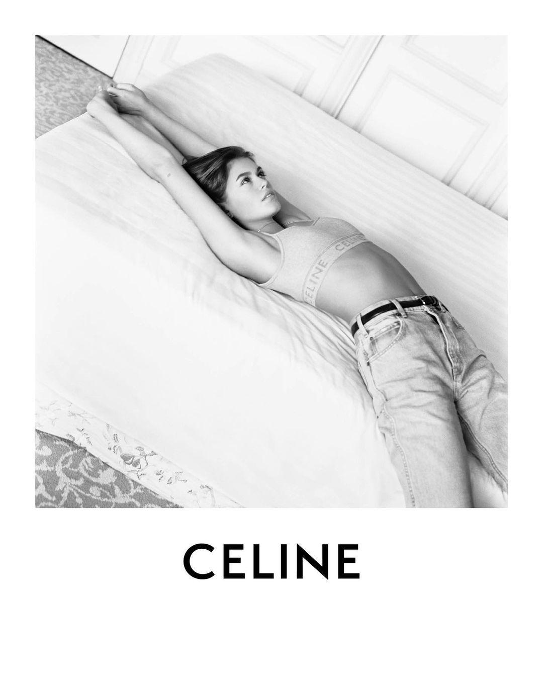 Дочь Синди Кроуфорд стала главной героиней рекламной кампании Celine (ФОТО) - фото №1