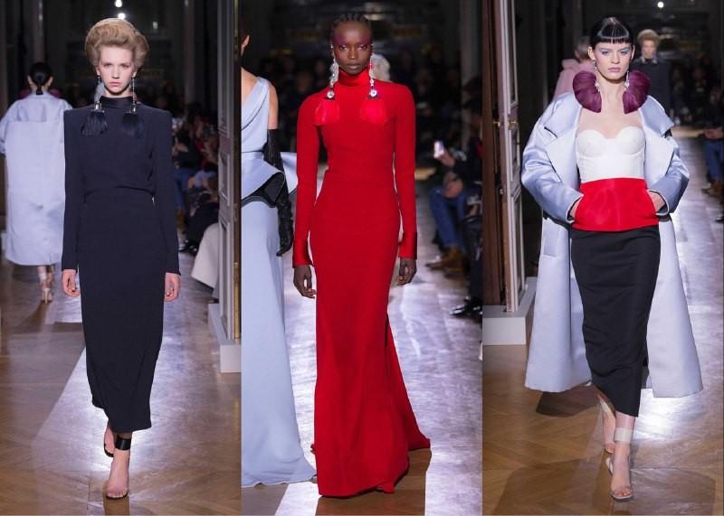 Богемный кутюр: Valentino, Dior, Elie Saab на неделе высокой моды - фото №3