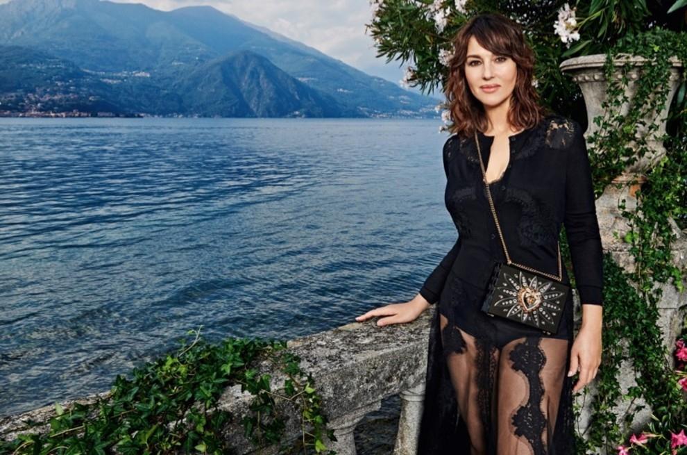 Элегантная муза: Моника Беллуччи стала лицом новой коллекции Dolce & Gabbana (ФОТО) - фото №5