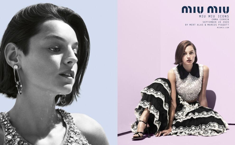 Женственность и индивидуальность в новой рекламной кампании Miu Miu Icons (ФОТО) - фото №2