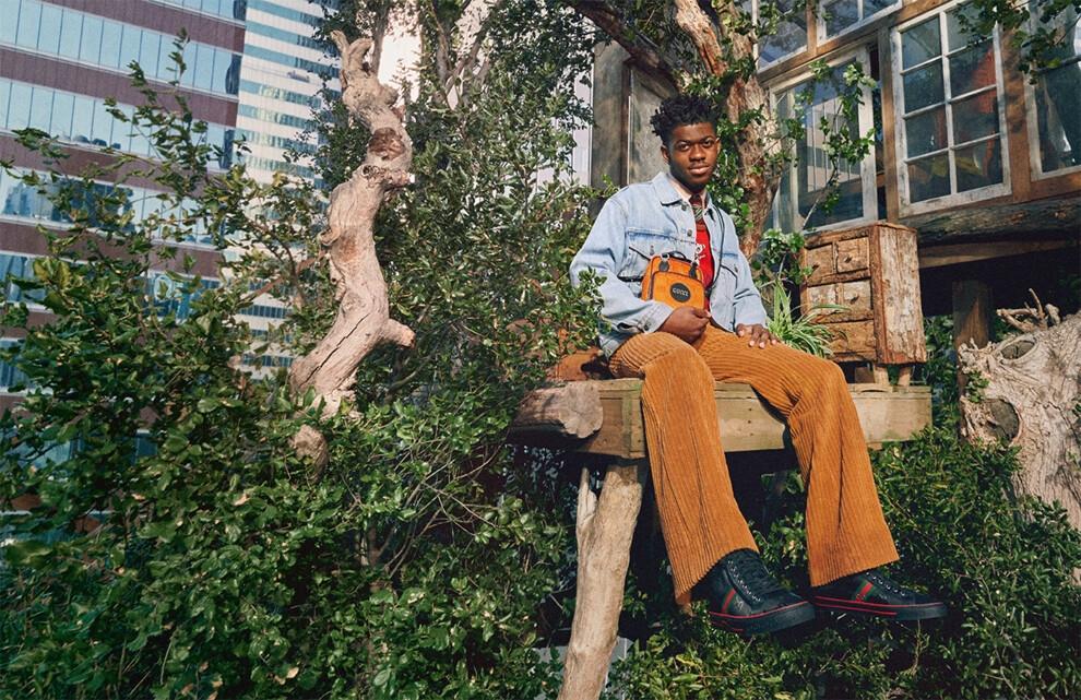 Gucci представили новую экологичную коллекцию (ФОТО) - фото №3