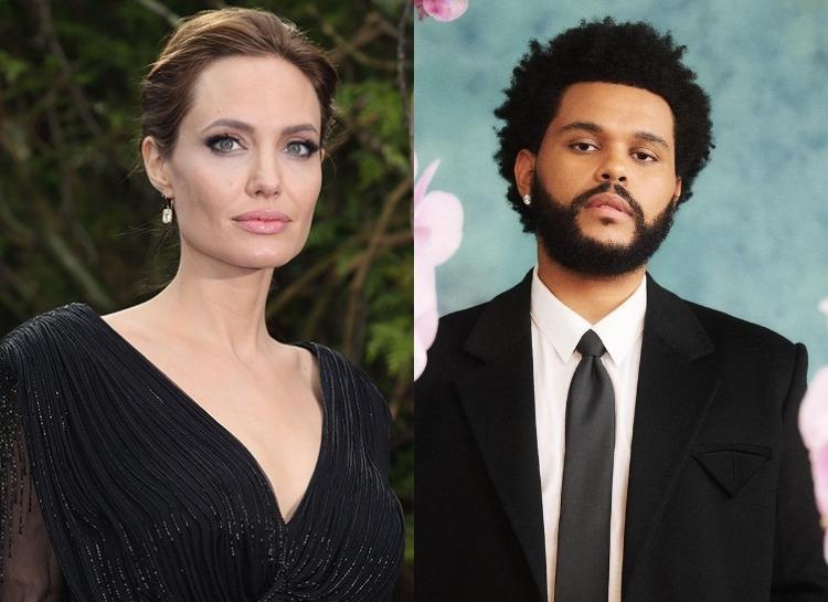 Источник рассказал всю правду об отношениях Анджелины Джоли и The Weeknd - фото №2