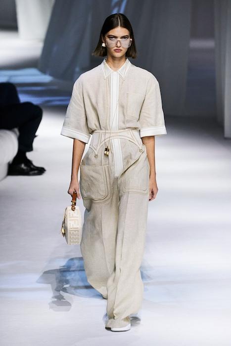 Неделя моды в Милане: Fendi выпустили коллекцию, вдохновленную карантином и пандемией (ФОТО) - фото №5