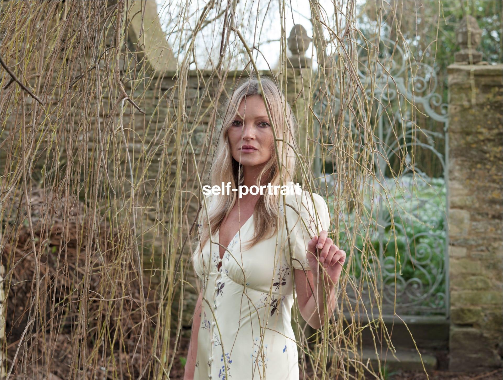 Кейт Мосс стала главной героиней рекламной кампании Self-Portrait (ФОТО) - фото №4