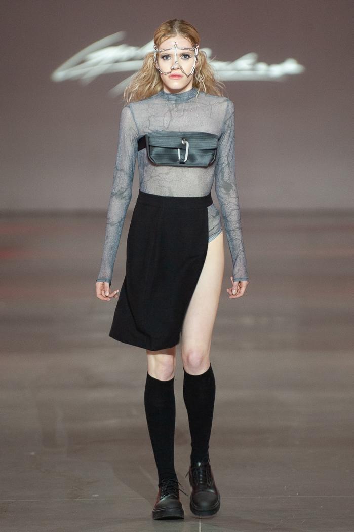 Новое поколение моды: знакомимся с молодыми дизайнерами, которые представили свои коллекции в рамках Ukrainian Fashion Week noseason sept 2021 - фото №1