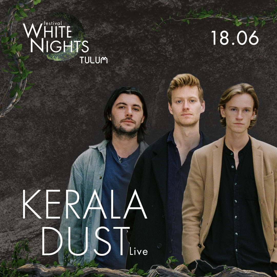 Мистически-богемный TULUM: WHITE NIGHTS 2021 объявили хедлайнеров и первые детали фестиваля - фото №2