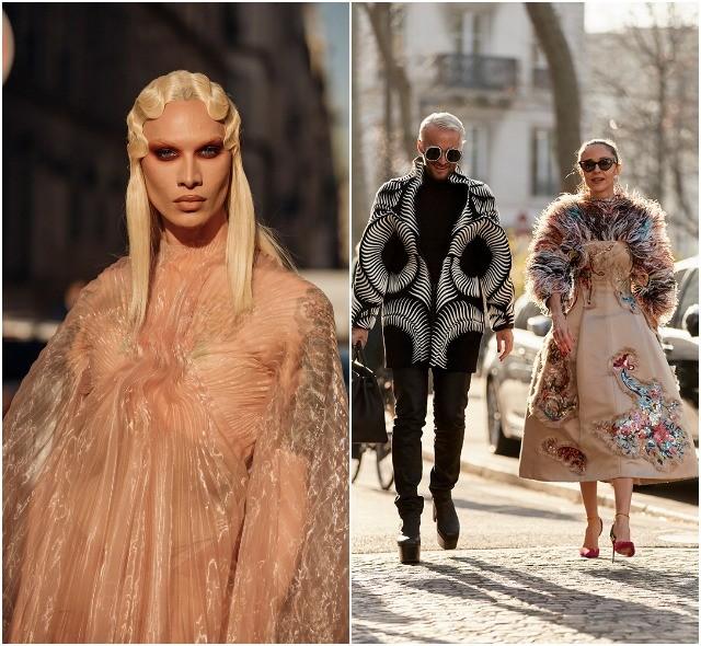 Стритстайл на Неделе высокой моды в Париже: как носить кутюр каждый день - фото №9