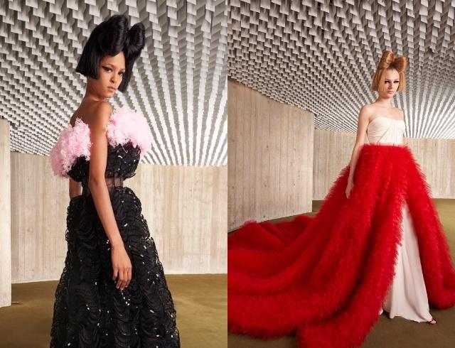 Неделя высокой моды в Париже: Dior, Chanel, Schiaparelli и другие коллекции именитых брендов (ФОТО) - фото №15