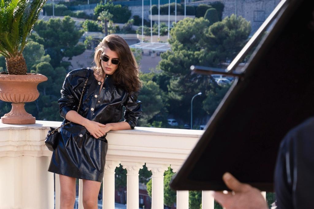 Внучка Грейс Келли Шарлотта Казираги снялась в рекламной кампании Chanel (ФОТО) - фото №1