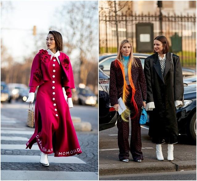 Стритстайл на Неделе высокой моды в Париже: как носить кутюр каждый день - фото №16