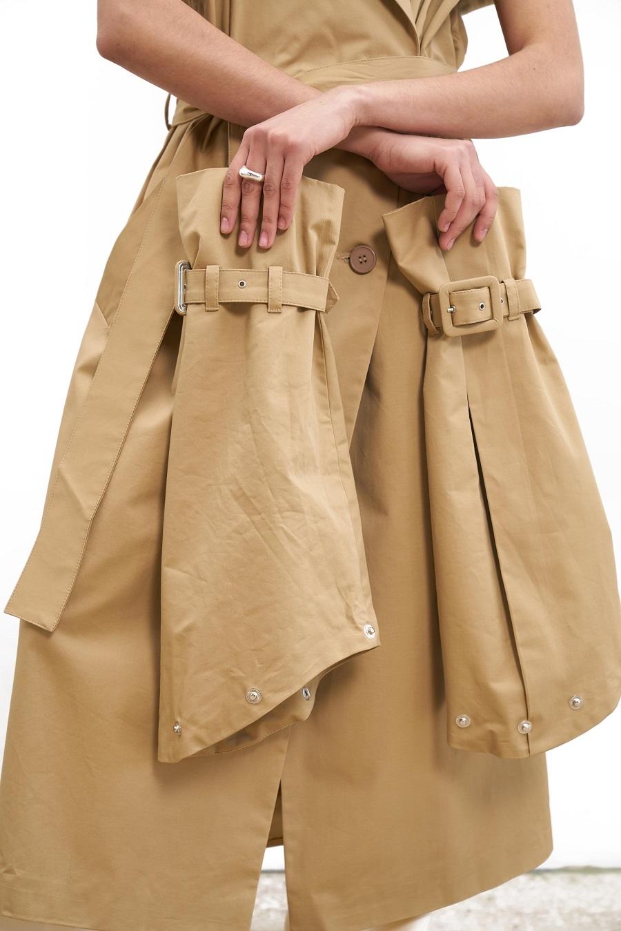 Идеальные костюмы и стильные тренчи в новой коллекции украинского бренда ТОТЕ (ФОТО) - фото №5