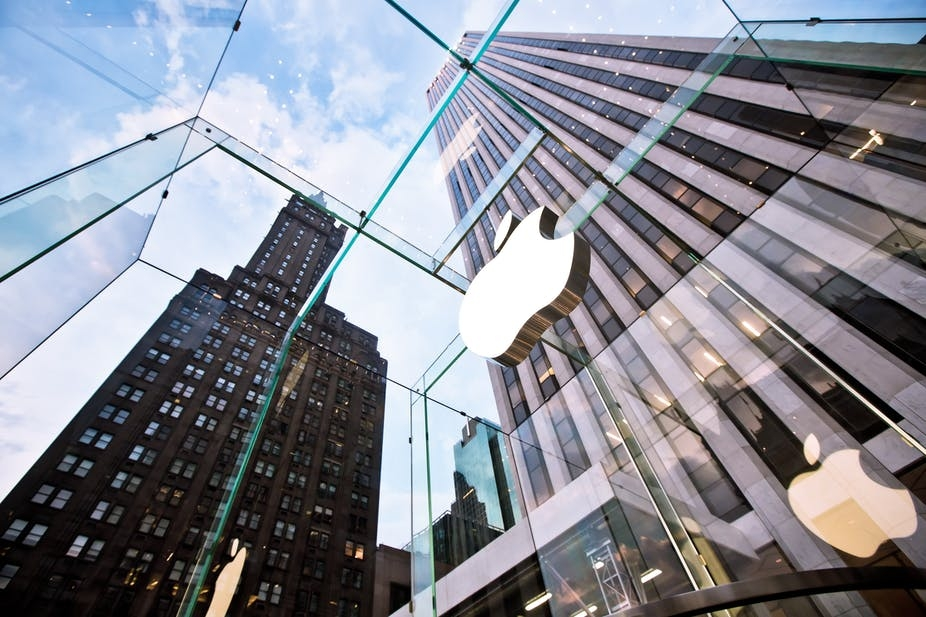 Компания apple фото