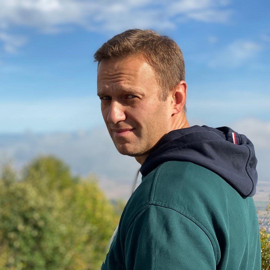 навальный состояние здоровья