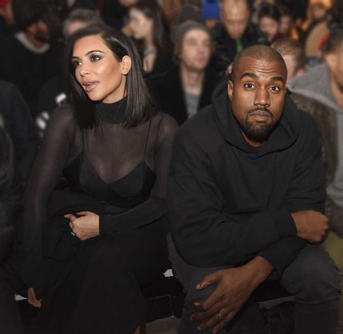 Больше не разговаривают: новые подробности развода Ким Кардашьян и Канье Уэста - фото №2