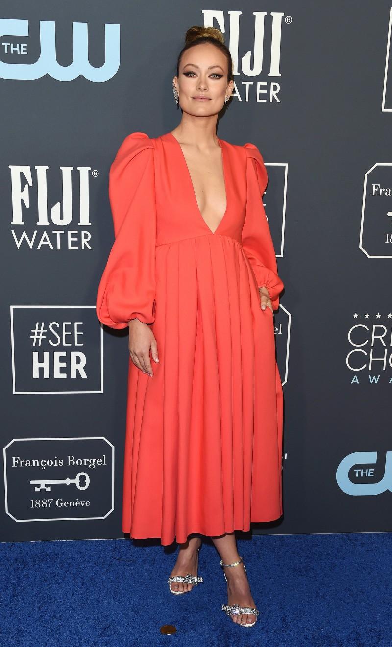 Critics' Choice Awards 2020: самые яркие наряды с красной дорожки - фото №21