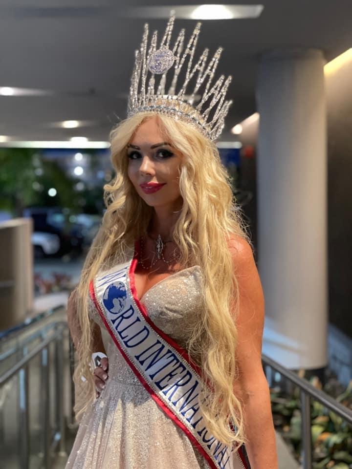 Впервые за 15 лет украинка победила на международном конкурсе красоты - фото №3