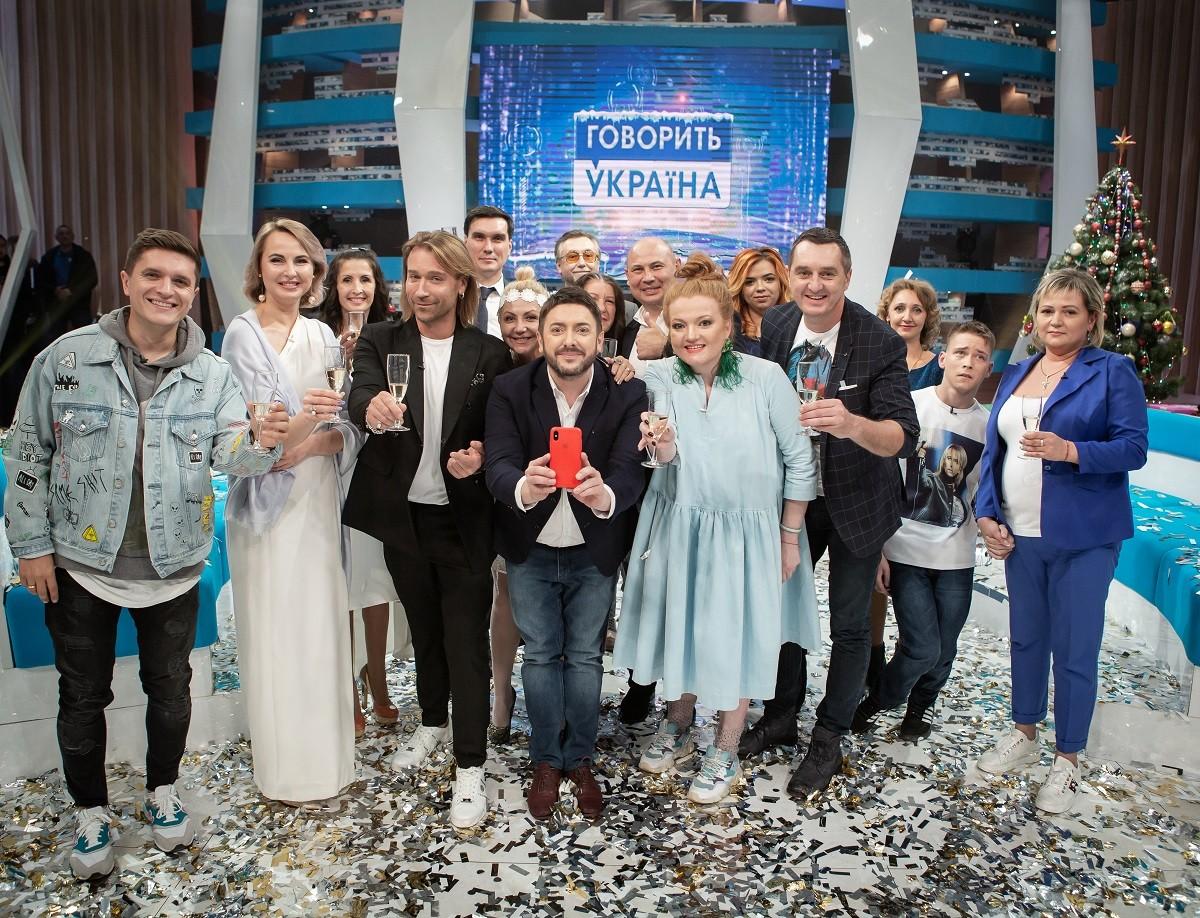 Олег Винник тест на детекторе лжи Говорит Украина: подробности из личной жизни певца