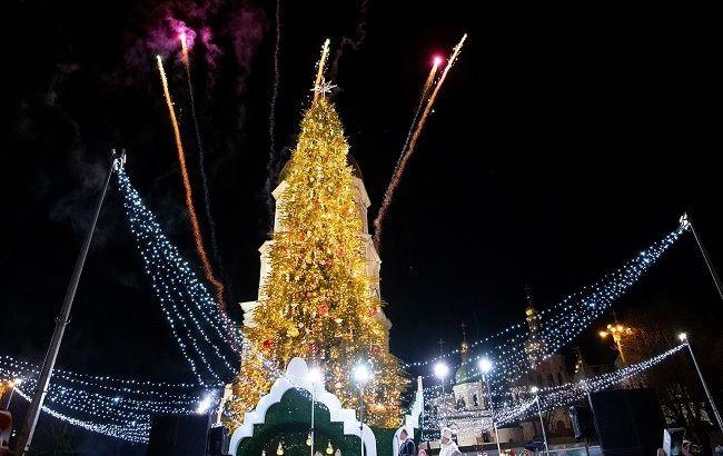 Киевская елка рейтинг самых красивых в Европе: на каком месте новогодняя елка в Киеве