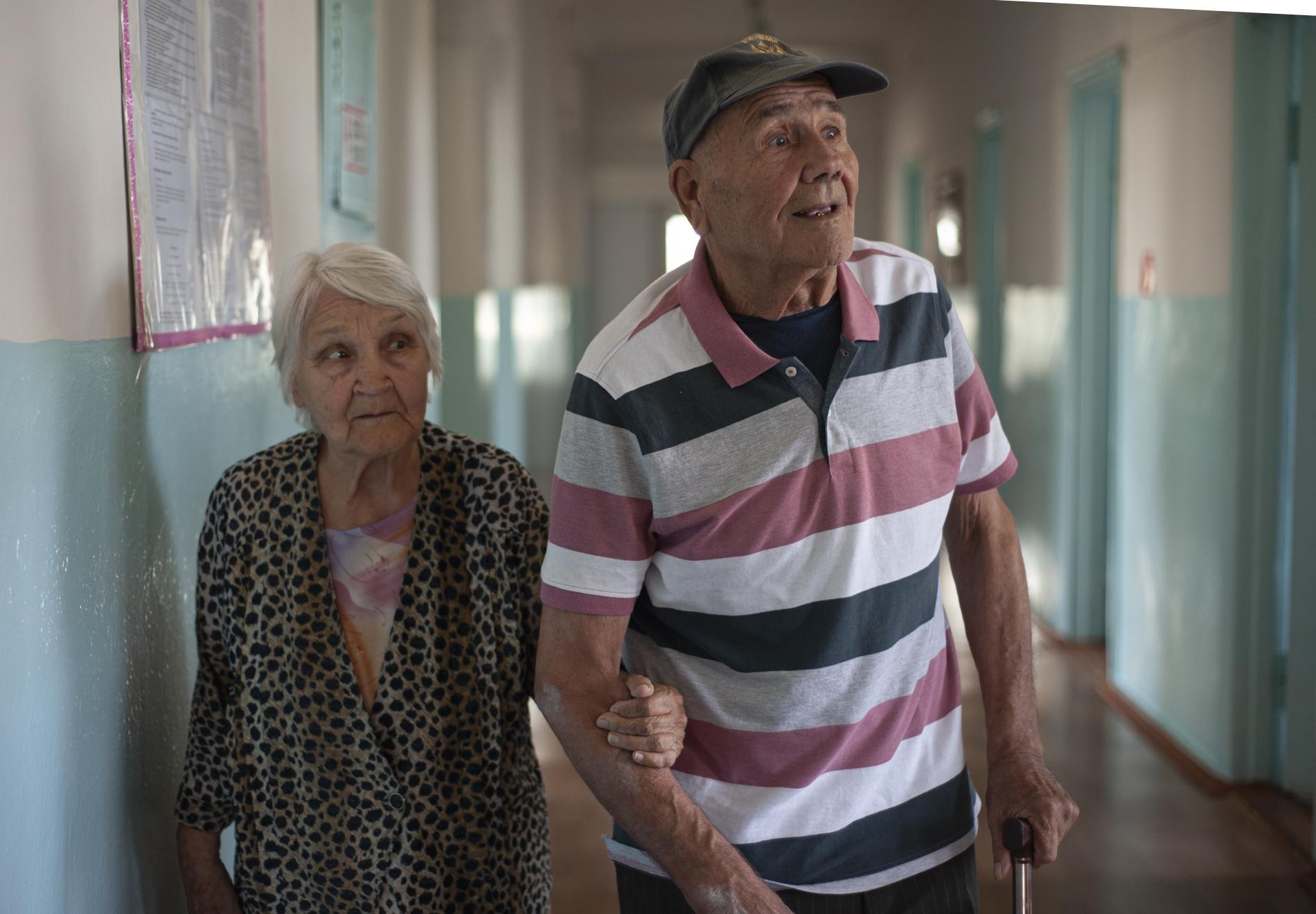 """В Медвине откроют Дом """"Жизнелюб"""" для людей старшего возраста - фото №5"""