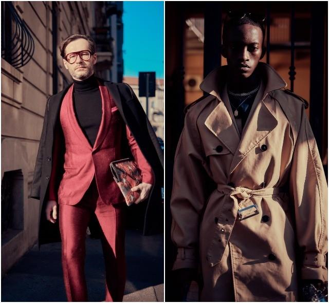 Что носят в Милане: обзор лучших стритстайл-образов с Недели мужской моды - фото №2