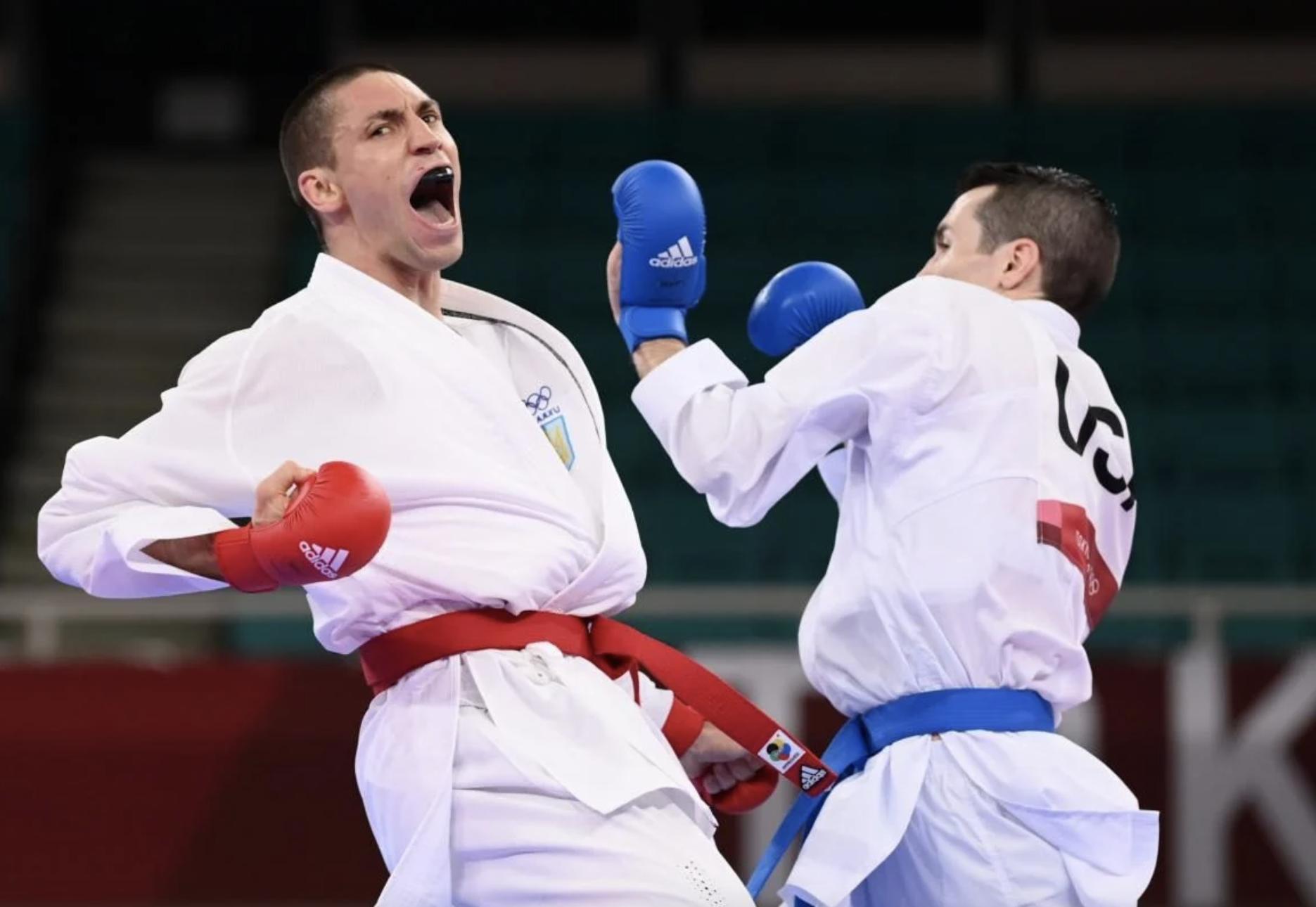 Стас Горуна завоевал десятую бронзовую медаль для Украины на Олимпиаде в Токио - фото №1