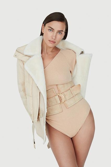 Ирина Шейк показала роскошную фигуру в новой рекламной кампании Nicole Benisti (ФОТО) - фото №3
