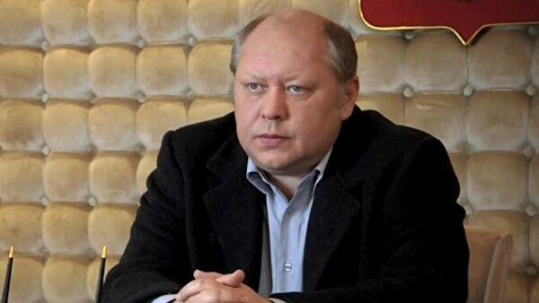 Константин Глушков умер