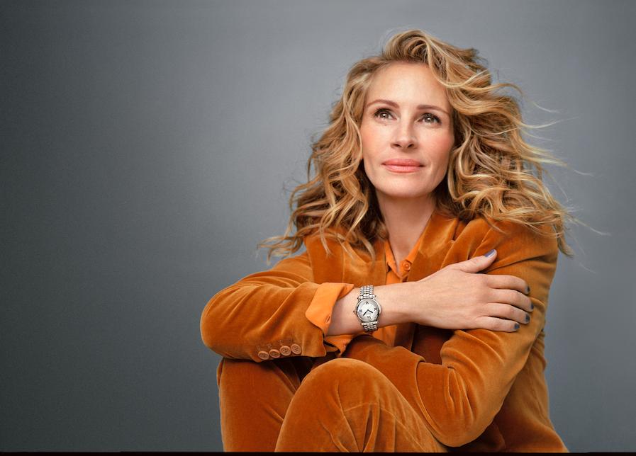 Джулия Робертс стала лицом швейцарского бренда часов Chopard (ВИДЕО) - фото №3