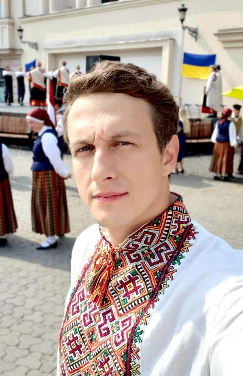 """Андрій Бурим, продюсер, актор серіалу """"СуперКопи"""""""