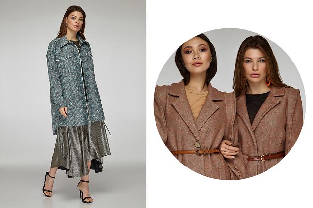 Одежда-трансформер и весенние мотивы в новой коллекции украинского бренда —SOLH - фото №2