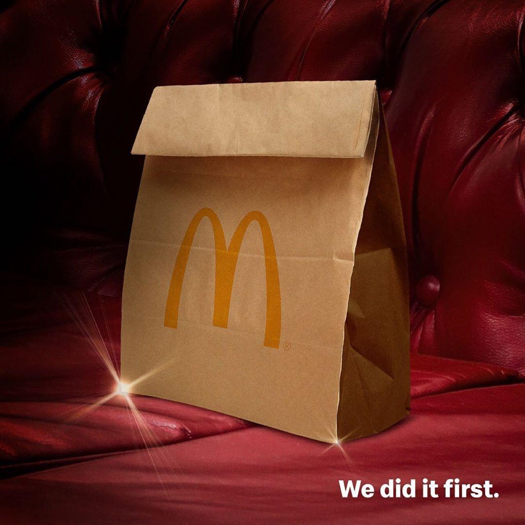 McDonald'sи Alexander Wang