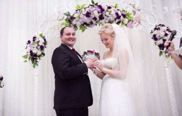 свадьба юрия ткача