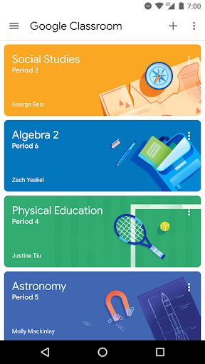 Google Classroom что это