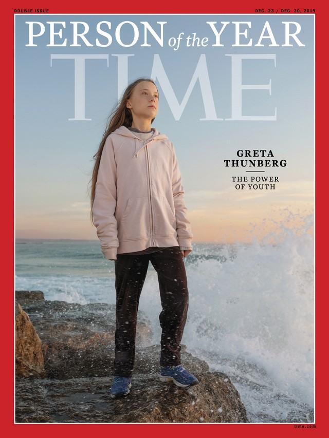грета тунберг человек года