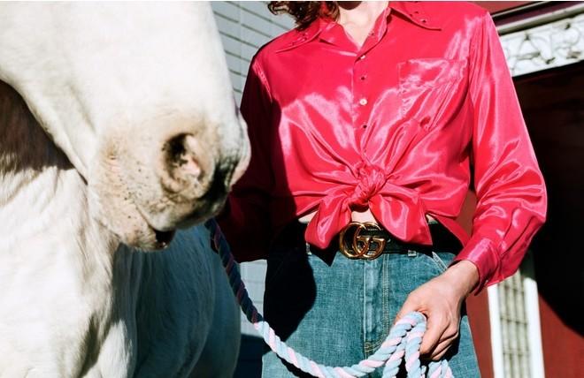 Главные герои новой компании Gucci ... лошади (ФОТО) - фото №10