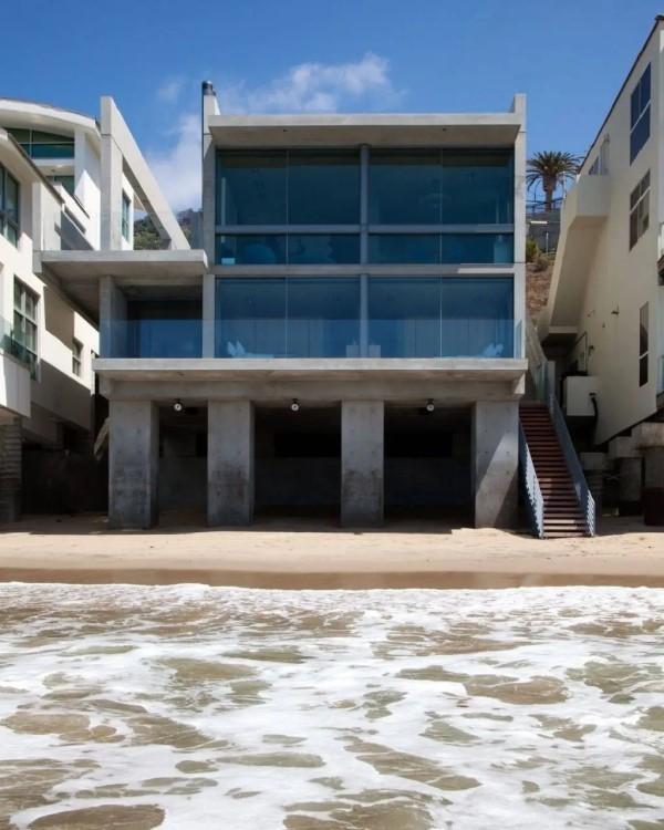 Канье Уэст купил новый дом на берегу океана (ФОТО) - фото №5