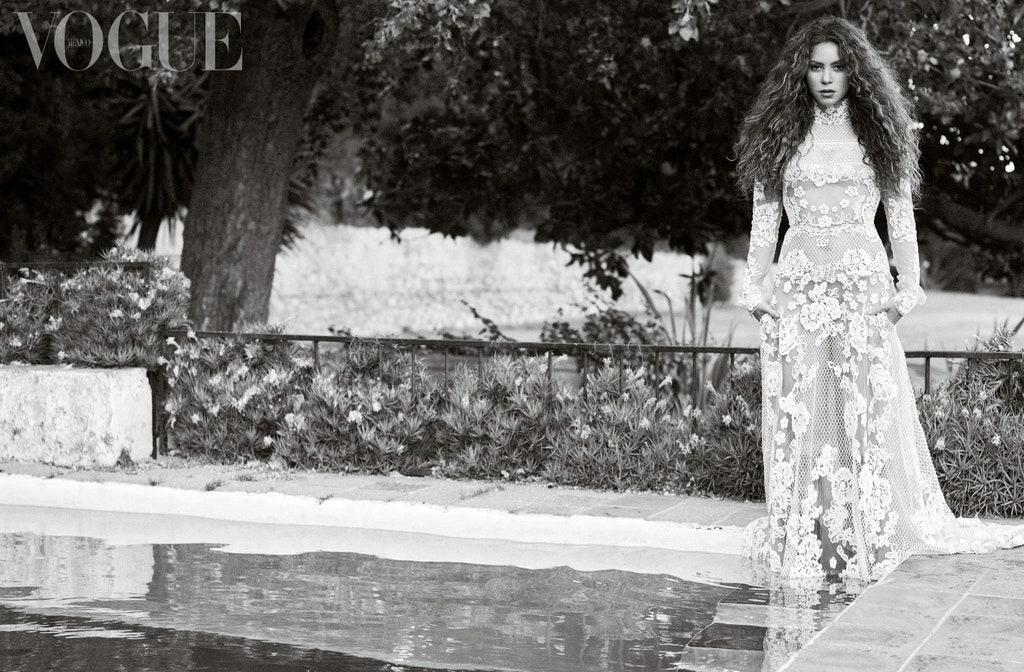 Шакира впервые за долгое время появилась на обложке глянца (ФОТО) - фото №4