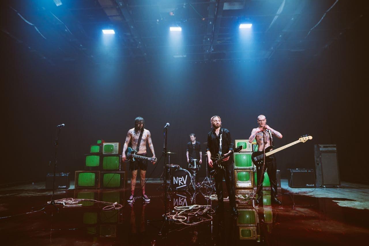 """Группа """"Нервы"""" выпустила клип на песню """"Суицид моей веры"""" (ВИДЕО) - фото №1"""