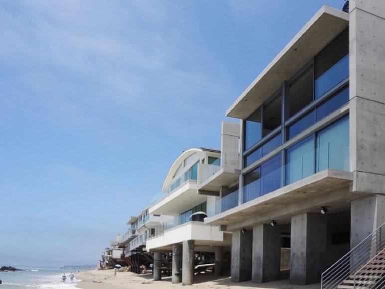 Канье Уэст купил новый дом на берегу океана (ФОТО) - фото №2