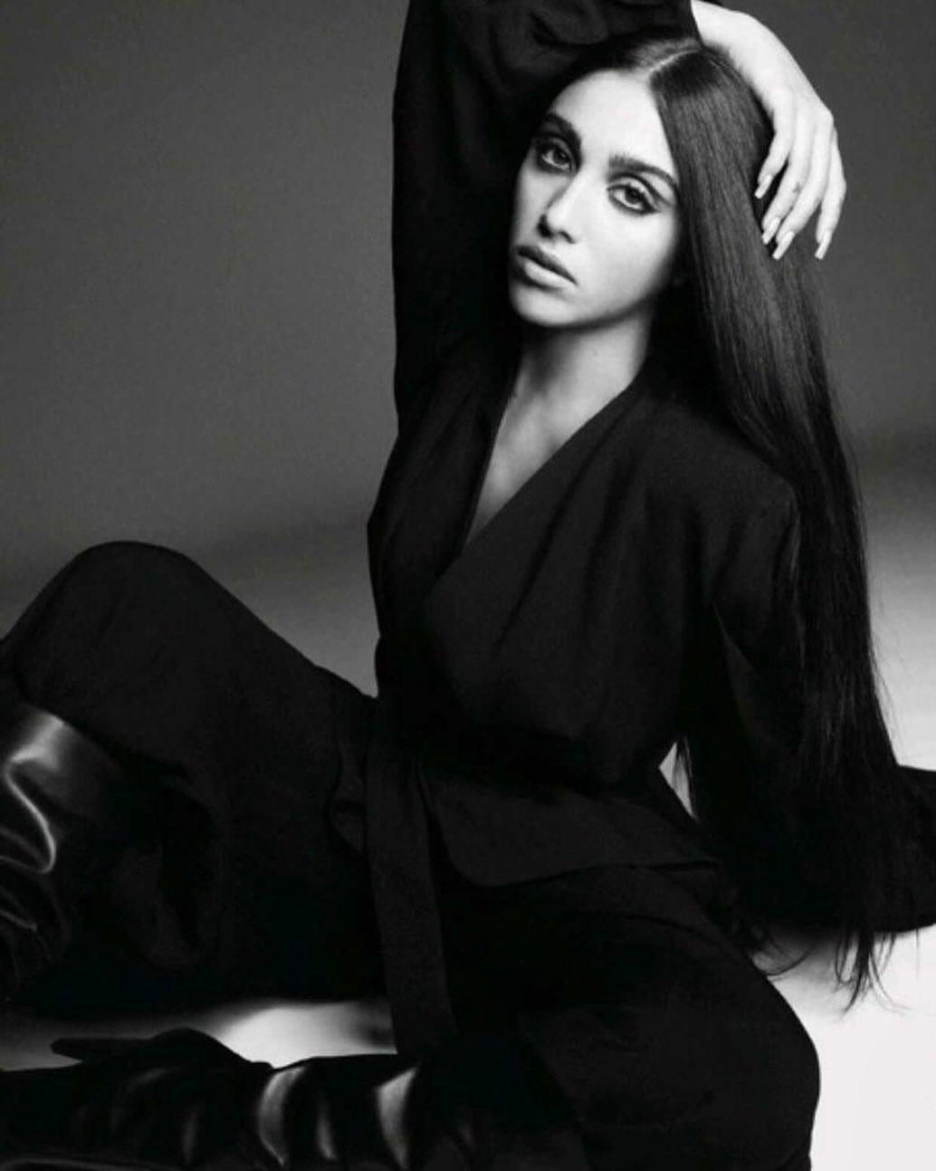 Дочь Мадонны Лурдес Леон снялась для Vogue (ФОТО) - фото №4