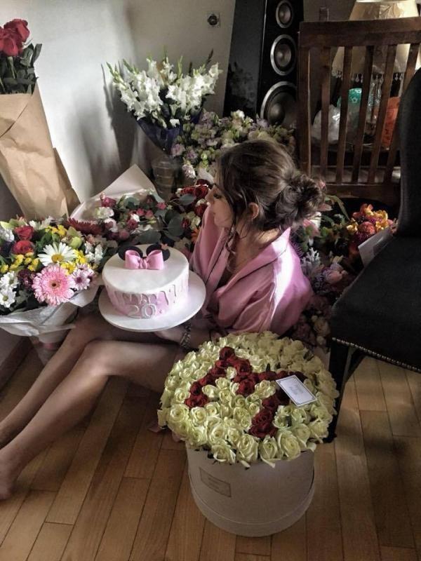 Мария-Барбара - дочь Кузьмы Скрябина вышла замуж: Михаил Хома на свадьбе (ФОТО)