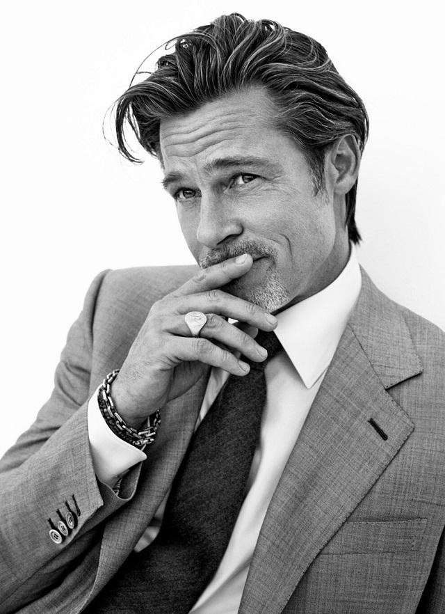 Идеальный мужчина: Брэд Питт снялся в новой рекламной кампании Brioni (ФОТО) - фото №3