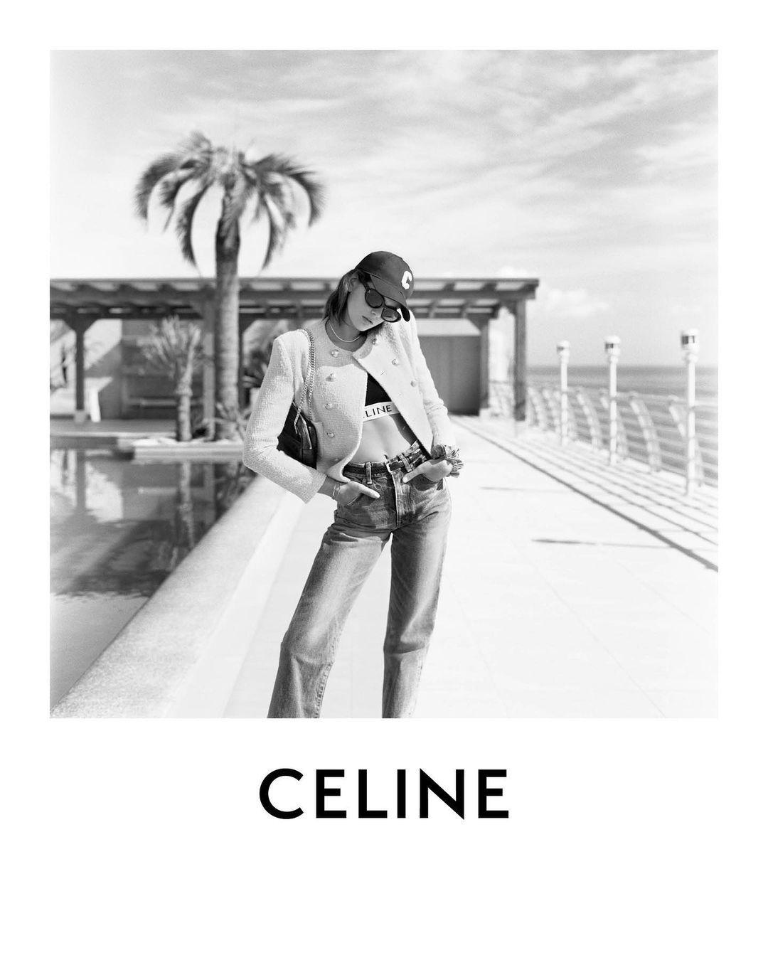 Дочь Синди Кроуфорд стала главной героиней рекламной кампании Celine (ФОТО) - фото №4