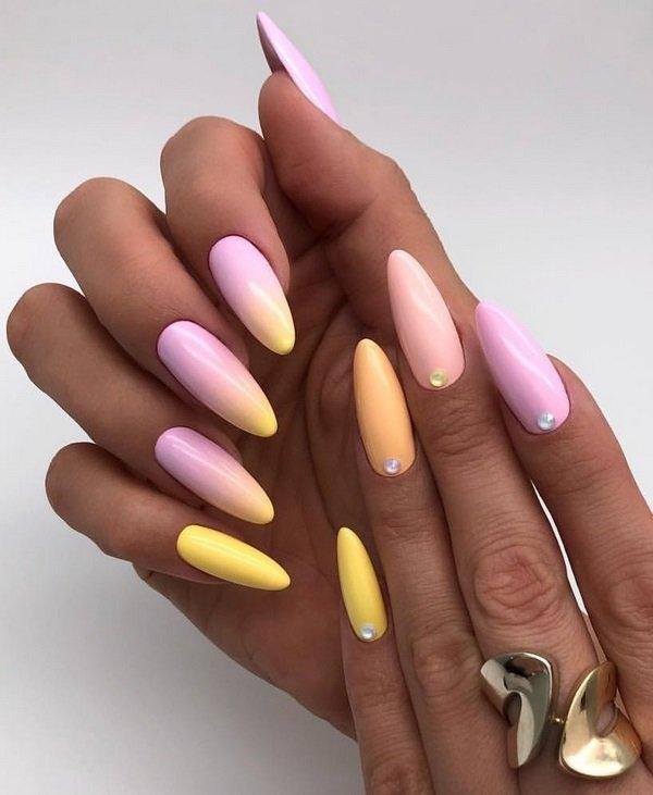 Стильный маникюр: ТОП-20 дизайнов ногтей на лето - фото №1