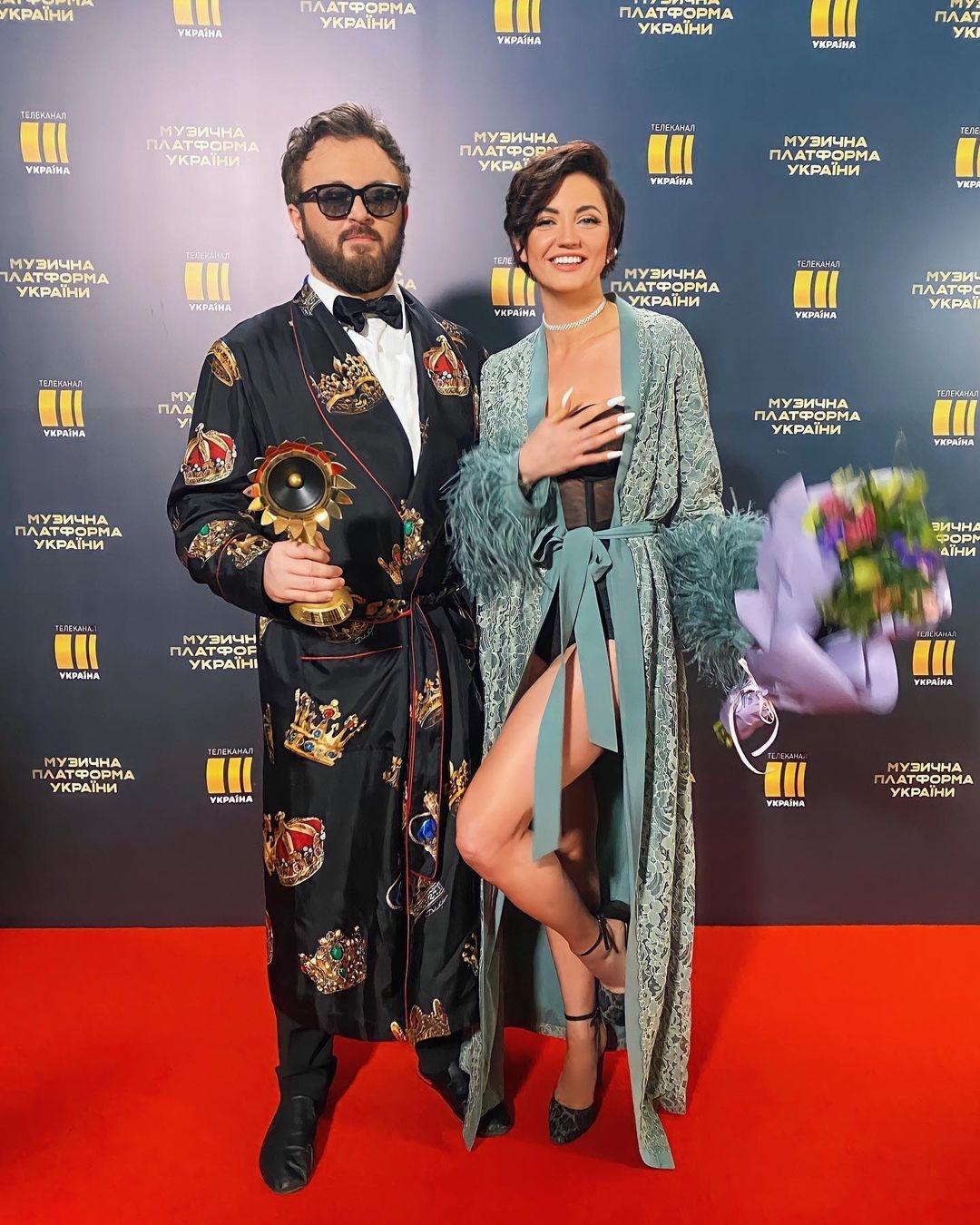 Оля Цибульская рассказала об угрозах, которые получала от жены DZIDZIO - фото №2